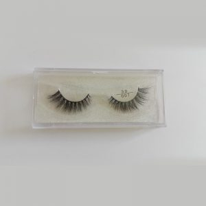 Charming styles private label 100% cruelty free 3d mink lashes