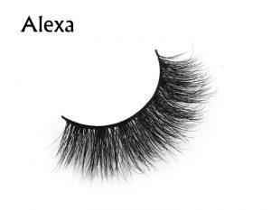 SP lashes private label eye lashes real mink fur 3D false leyelash