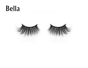 Wholesale false eyelashes good quality 3d mink eyelashes private label 3d Siberian mink lashes