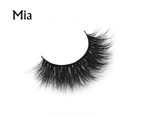 wholesale beauty mink lashes and custom package 3d mink lashes