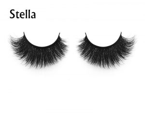 Hard Ultrathin 3D Mink Fur Eyelashes Magnetic Lash with Two Magnets