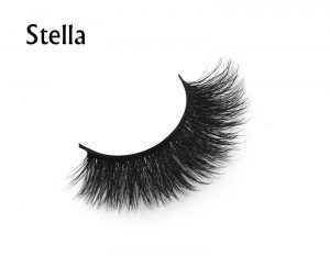 3D Mink Eyelashes Factory price 100% mink lashes custom private label