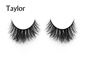 Qingdao Factory Sale Cruelty Free Private Label 3d Mink Eyelashes