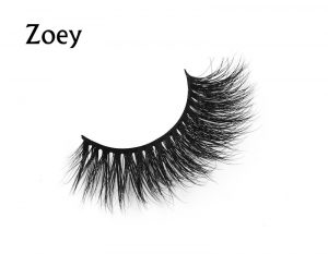 Very Soft High Qaulity 3D Faux Mink Lashes 3D Silk Eyelashes Private Label Eyelash Packaging