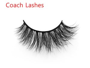 Faux Mink Lashes Invisible Band Private Label